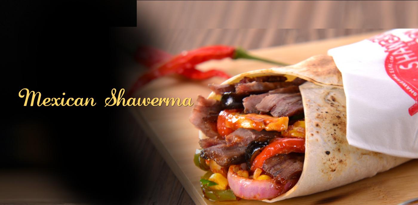 Mexican Shawerma